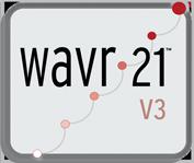 WAVR-21 logo